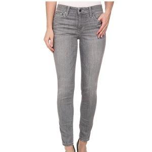 Joe's Gray Wash THE ICON Skinny Jeans